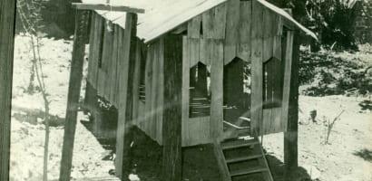 Primeira Igreja da Colônia Dona Isabel – Acervo Eliana Casagrande Lorenzini