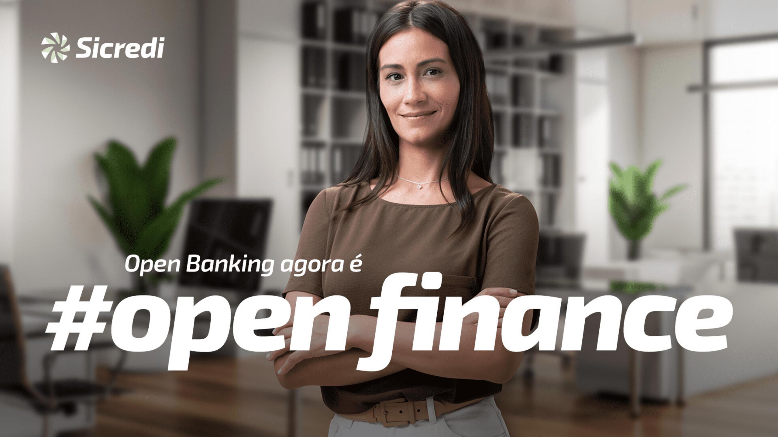 Sicredi Serrana divulga material explicativo sobre Open Banking e Open Finance